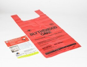 Print Guidelines for Charity Collection Sacks