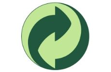 The GreenDot® symbol